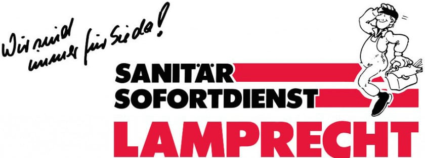 Logo Sanitär Sofortdienst Lamprecht